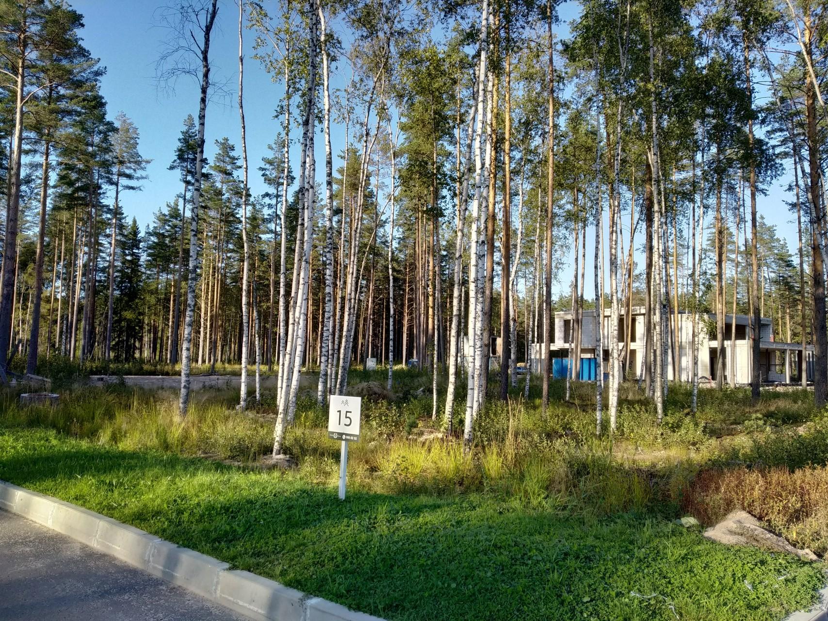 Выборгский район поселок ключевое фото