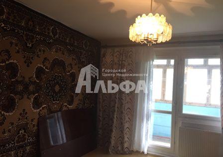Продаётся 4-комнатная квартира, 85.9 м²