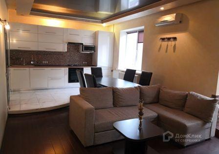 Продаётся 3-комнатная квартира, 90.4 м²