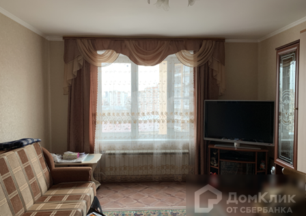 Продаётся 1-комнатная квартира, 35.1 м²
