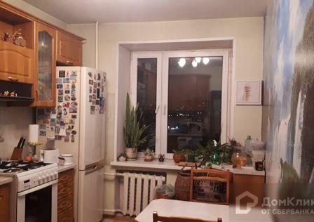 Продаётся 3-комнатная квартира, 70.5 м²