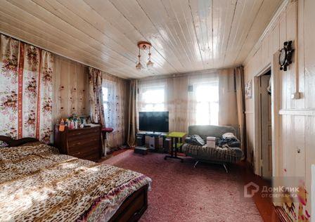 Продаётся 1-этажный дом, 35.1 м²