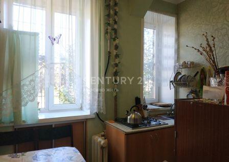 Продаётся 3-комнатная квартира, 60 м²