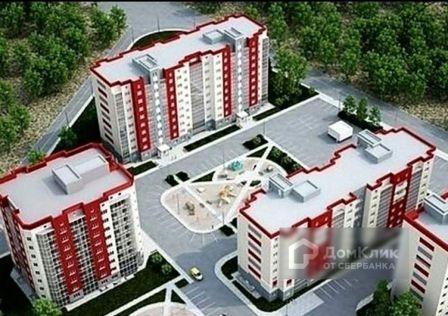 Продаётся 2-комнатная квартира, 46.62 м²
