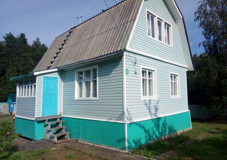 Продаётся 2-этажный дом, 35 м²