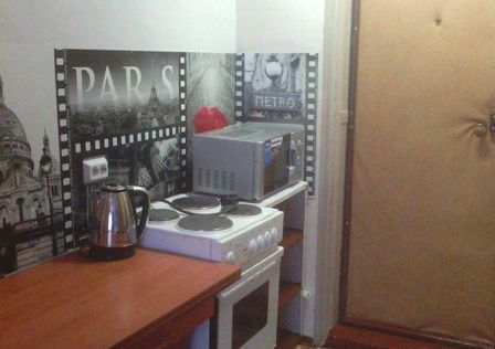 Продаётся 1-комнатная квартира, 16.6 м²