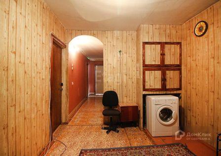Продаётся 4-комнатная квартира, 85.3 м²