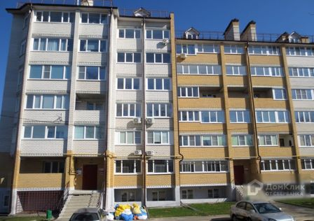 Продаётся 3-комнатная квартира, 78.2 м²