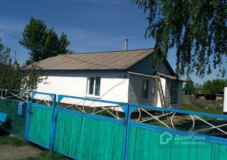 Продаётся 1-этажный дом, 74.7 м²