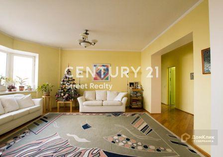Продаётся 3-комнатная квартира, 119.3 м²
