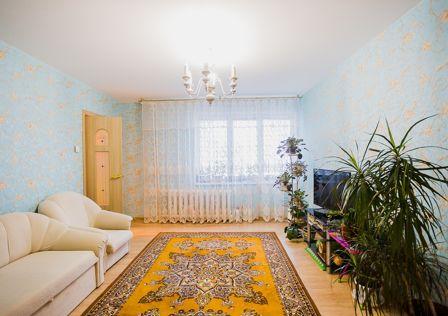 Продаётся 4-комнатная квартира, 82.3 м²
