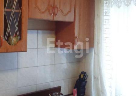 Продаётся 1-комнатная квартира, 31.6 м²