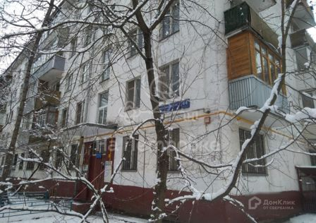 Продаётся 1-комнатная квартира, 31.9 м²