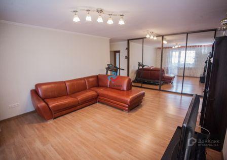 Продаётся 3-комнатная квартира, 76.2 м²