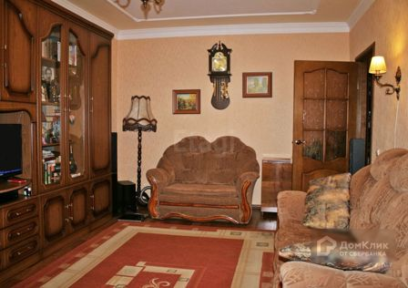 Продаётся 2-комнатная квартира, 52.7 м²