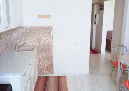 Продаётся 1-комнатная квартира, 34.4 м²