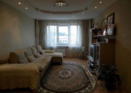 Продаётся 4-комнатная квартира, 93.6 м²