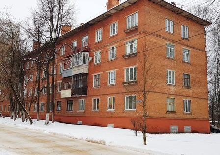 Продаётся 2-комнатная квартира, 55.1 м²