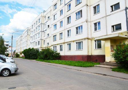Продаётся 3-комнатная квартира, 64.8 м²