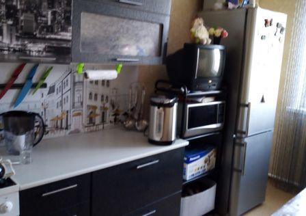 Продаётся 3-комнатная квартира, 73.3 м²