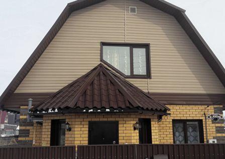 Продаётся 2-этажный дом, 105 м²