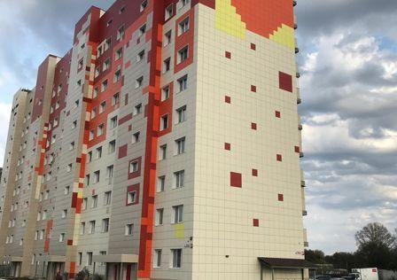Продаётся 3-комнатная квартира, 47.4 м²
