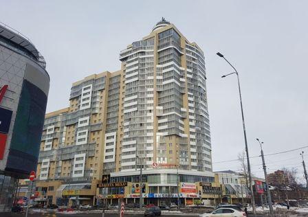 Продаётся 1-комнатная квартира, 48.8 м²