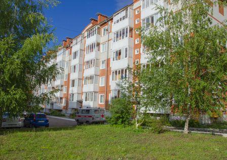 Продаётся 2-комнатная квартира, 55.7 м²
