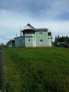Продаётся 2-этажный дом, 198.9 м²