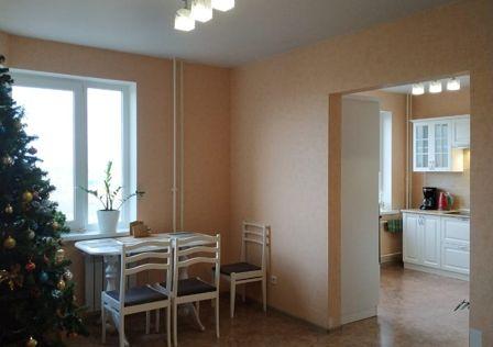 Продаётся 4-комнатная квартира, 90.4 м²