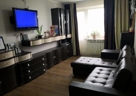 Продаётся 4-комнатная квартира, 76.5 м²