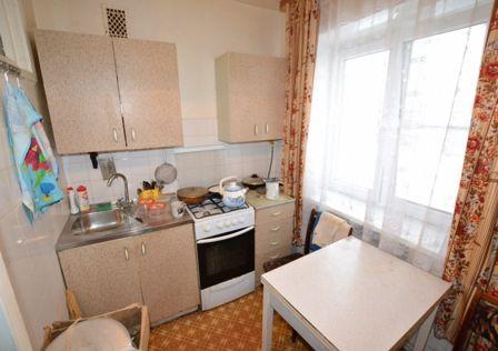 Продаётся 2-комнатная квартира, 40.8 м²