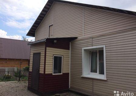 Продаётся 1-этажный дом, 114.5 м²