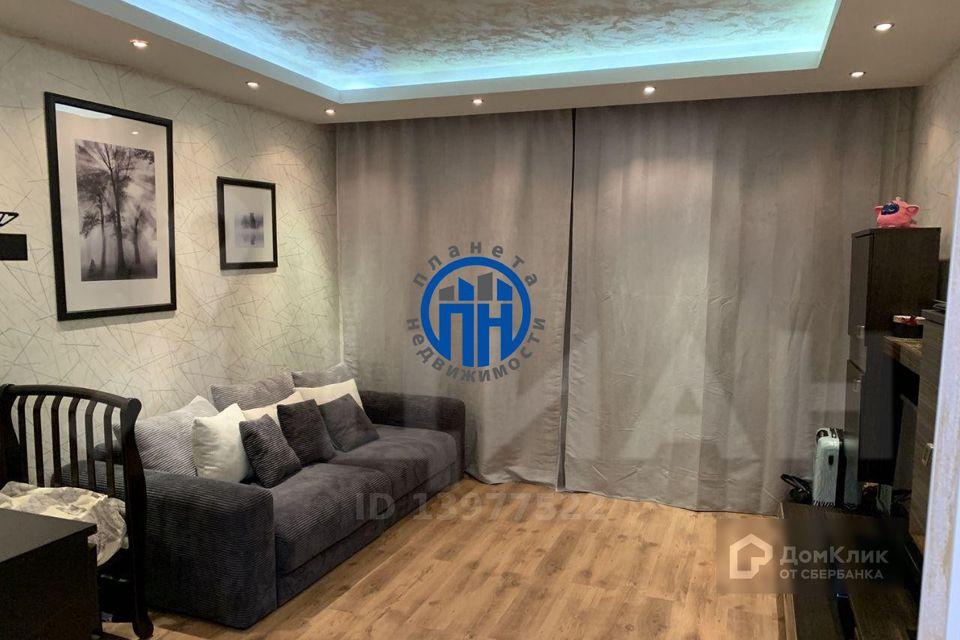 Продаётся 1-комнатная квартира, 39 м²