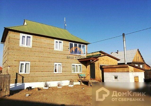 Продаётся 2-этажный дом, 135 м²