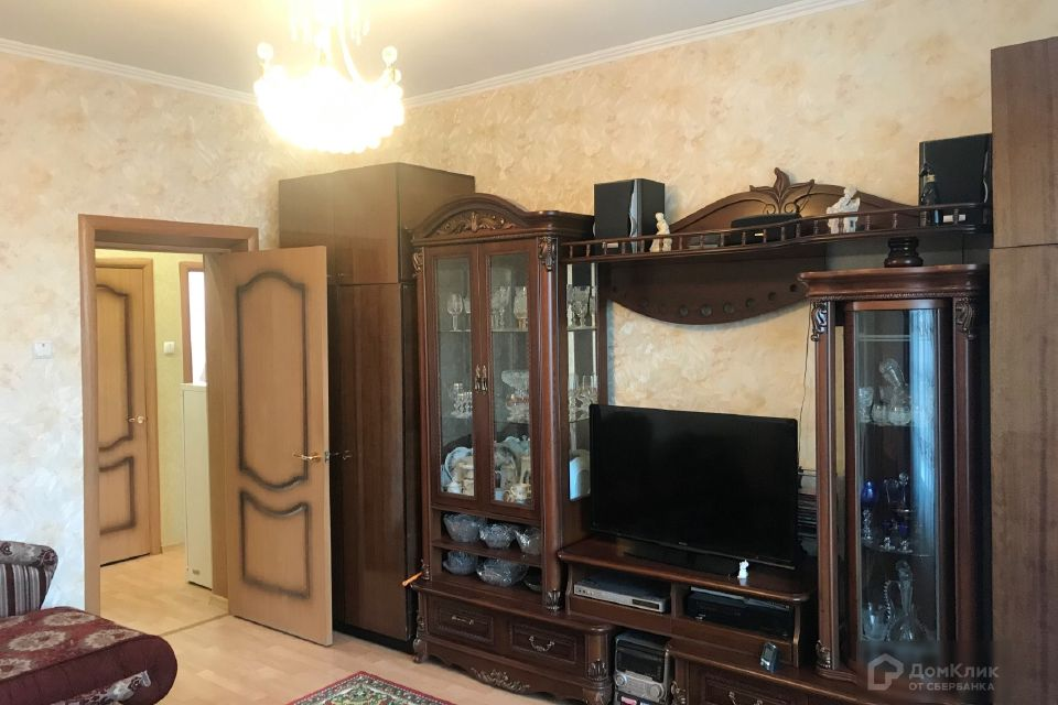 Продаётся 3-комнатная квартира, 56.6 м²