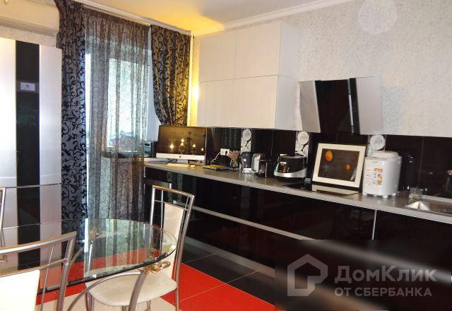 Продаётся 1-комнатная квартира, 54 м²