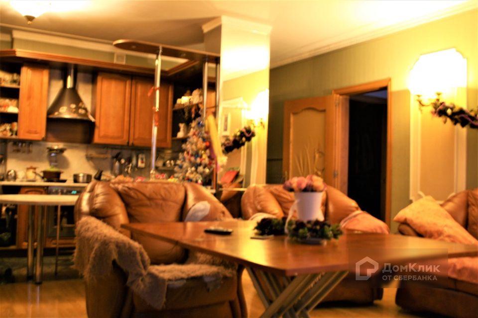Продаётся 3-комнатная квартира, 96.7 м²