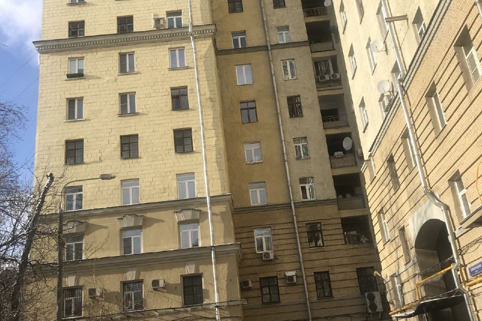 Продаётся 4-комнатная квартира, 82.1 м²