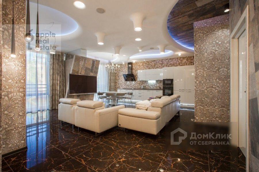 Продаётся 4-комнатная квартира, 138 м²