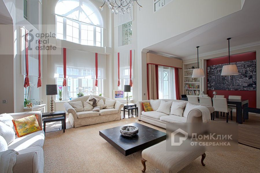 Продаётся 6-комнатная квартира, 402 м²