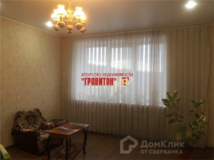 Продаётся 4-комнатная квартира, 99 м²