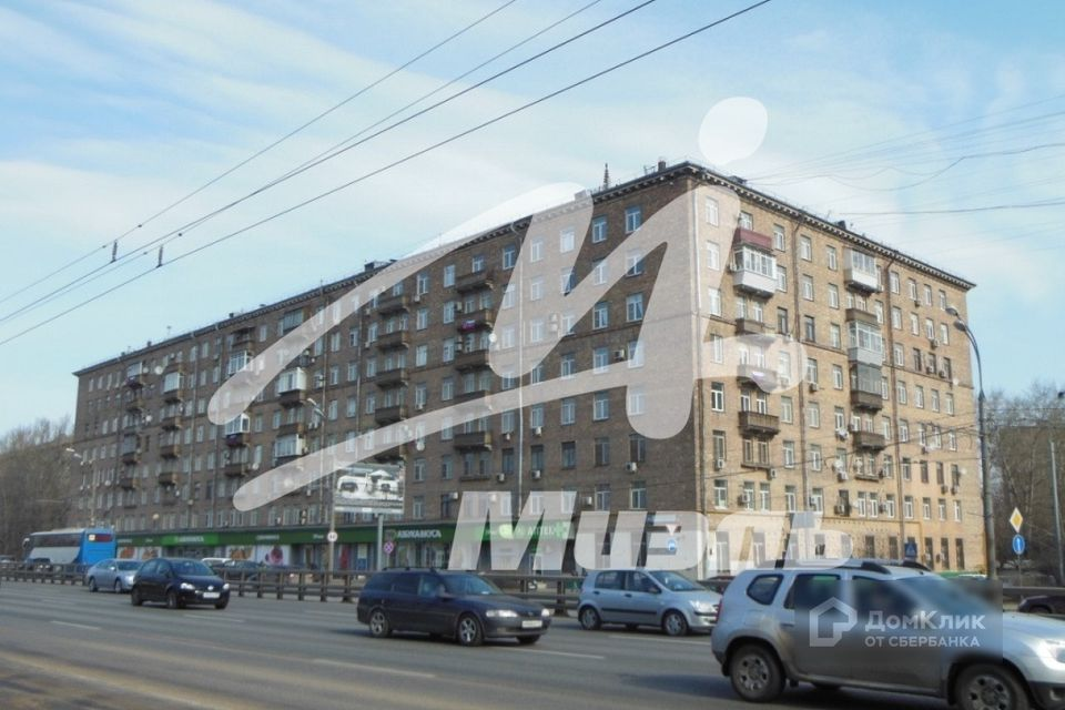 Продаётся 2-комнатная квартира, 54.7 м²