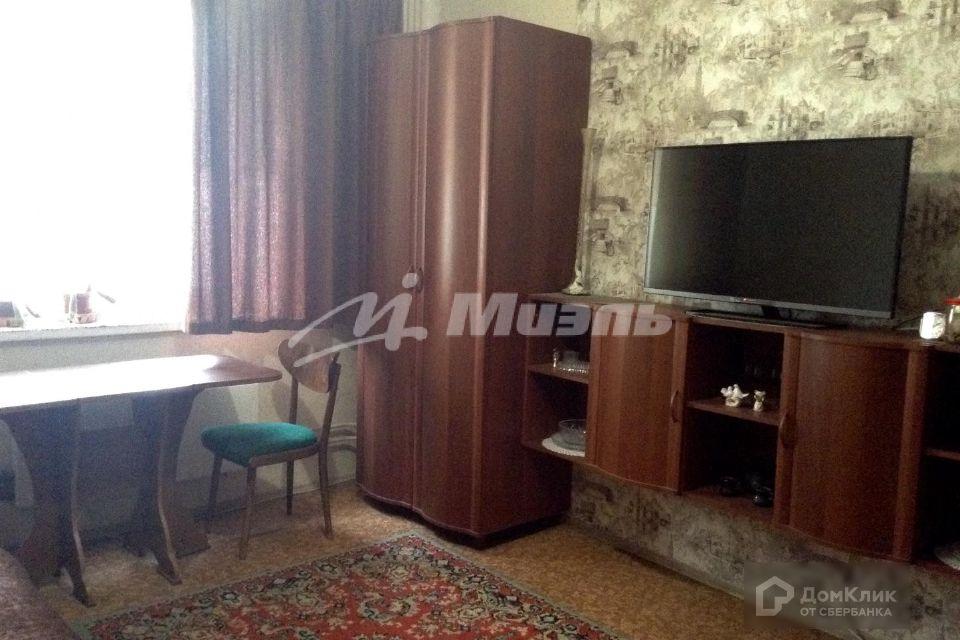 Продаётся 2-комнатная квартира, 55.2 м²
