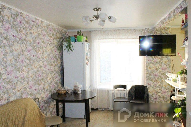 Продаётся 3-комнатная квартира, 56.7 м²