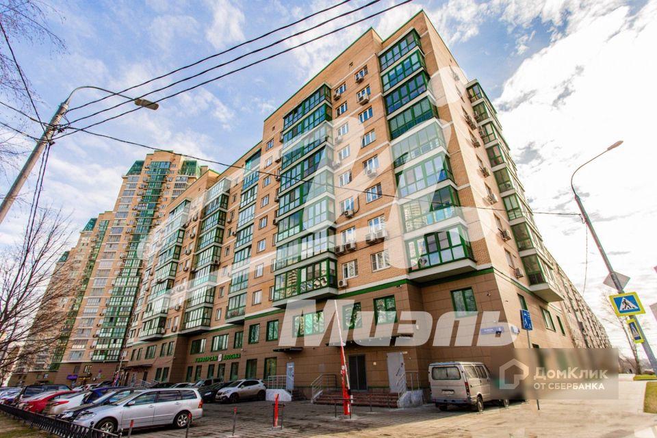 Продаётся 3-комнатная квартира, 88.6 м²