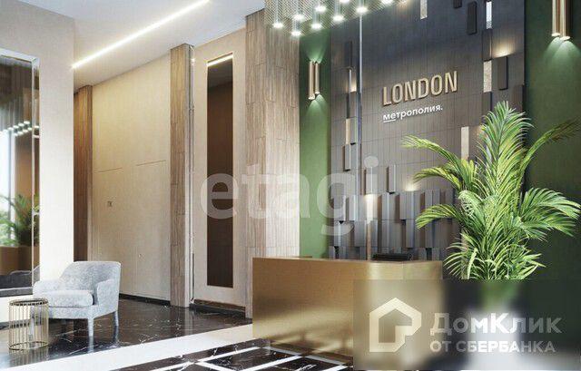 Продаётся 1-комнатная квартира, 34.2 м²