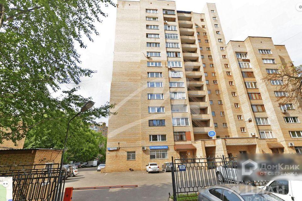 Продаётся 3-комнатная квартира, 106 м²