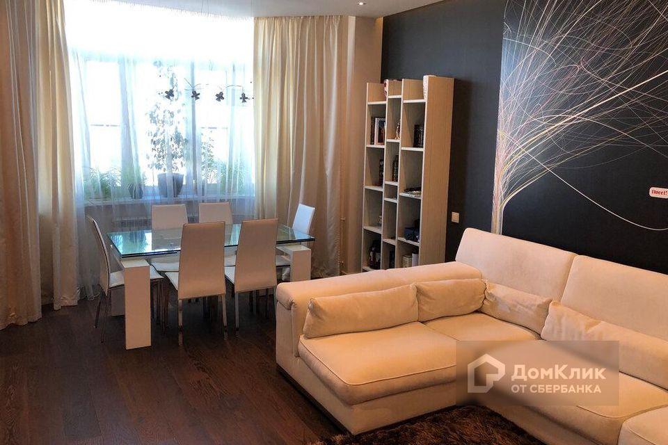 Продаётся 1-комнатная квартира, 59.3 м²