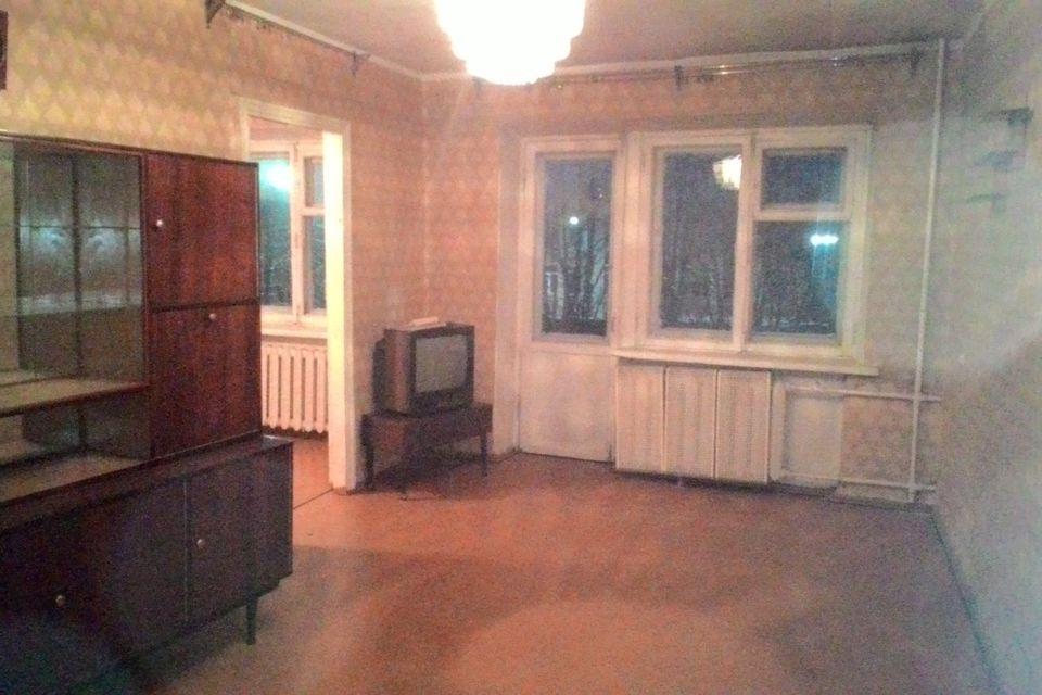 Продаётся 2-комнатная квартира, 44.6 м²